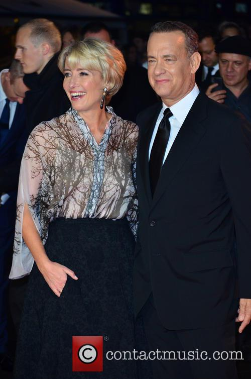 Tom Hanks and Emma Thompson 6