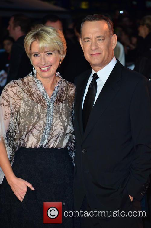 Tom Hanks and Emma Thompson 7