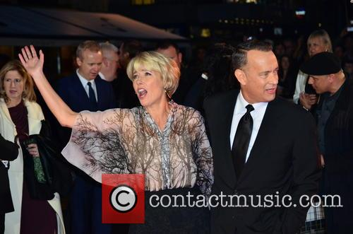 Tom Hanks and Emma Thompson 8