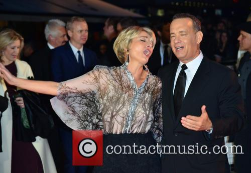 Tom Hanks and Emma Thompson 9