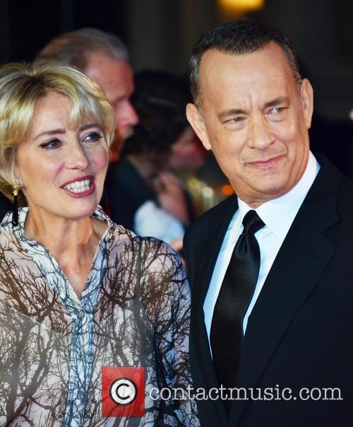 Tom Hanks and Emma Thompson 10