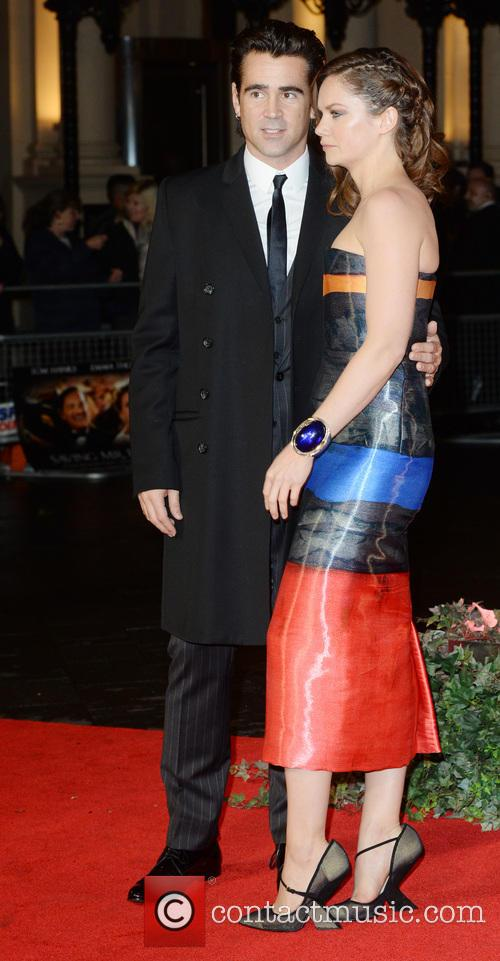 Colin Farrell and Ruth Wilson 11