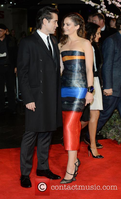 Colin Farrell and Ruth Wilson 12