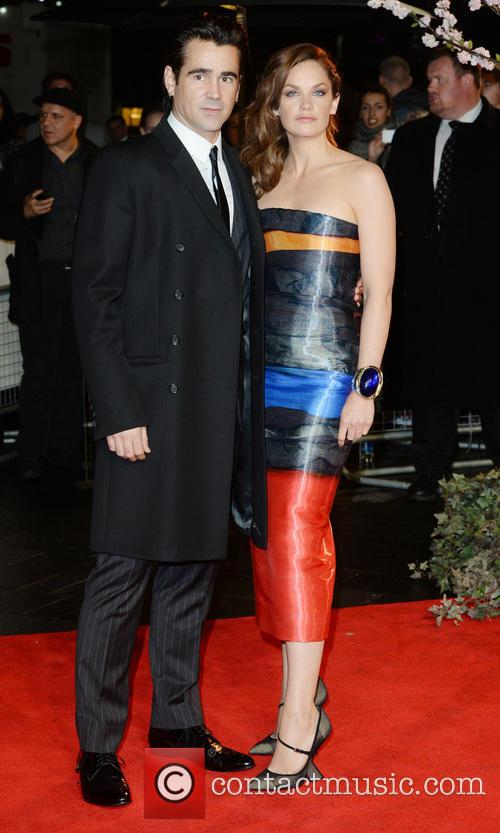 Colin Farrell and Ruth Wilson 13