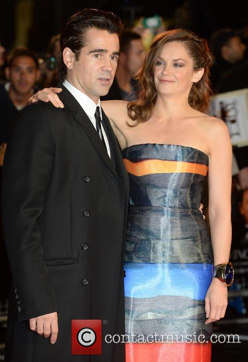 Colin Farrell and Ruth Wilson 14