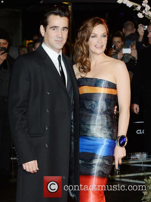 Colin Farrell and Ruth Wilson 15