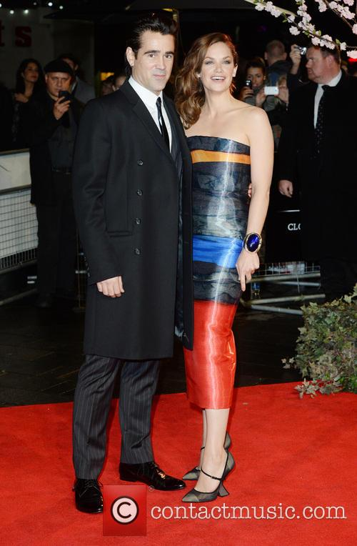 Colin Farrell and Ruth Wilson 16