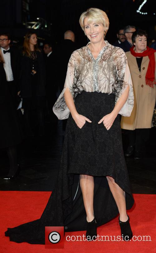 Emma Thompson, Odeon Leicester Square
