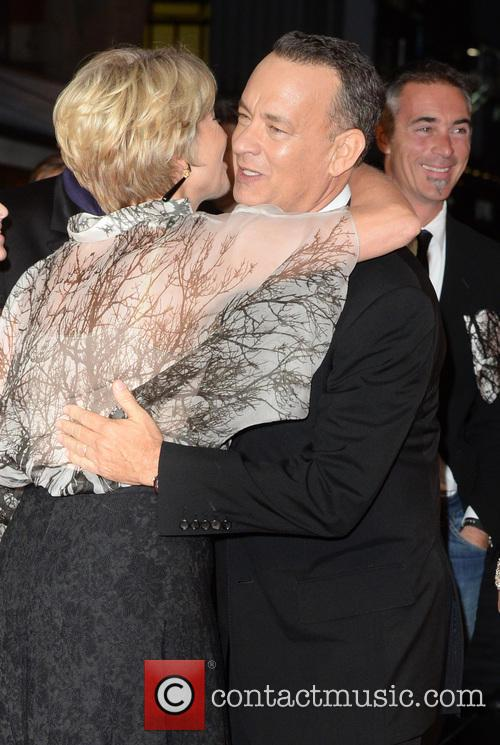 Tom Hanks and Emma Thompson 14