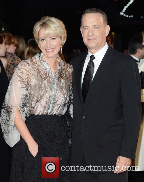 Tom Hanks and Emma Thompson 1