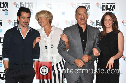 Colin Farrell, Emma Thompson, Tom Hanks and Ruth Wilson 4