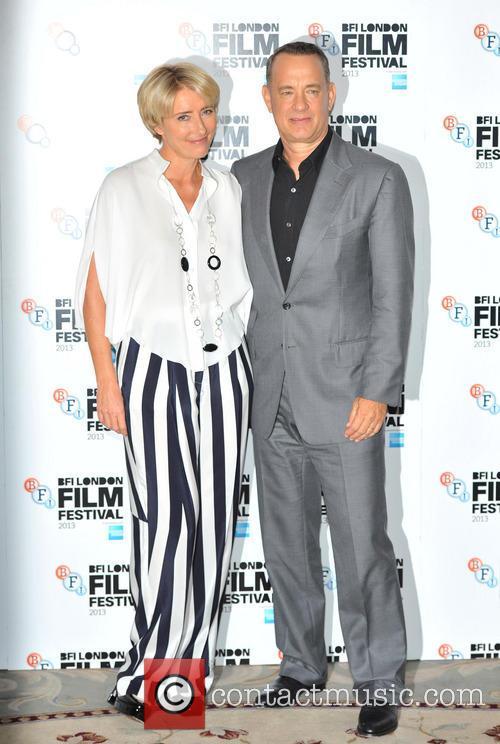 Emma Thompson and Tom Hanks 9