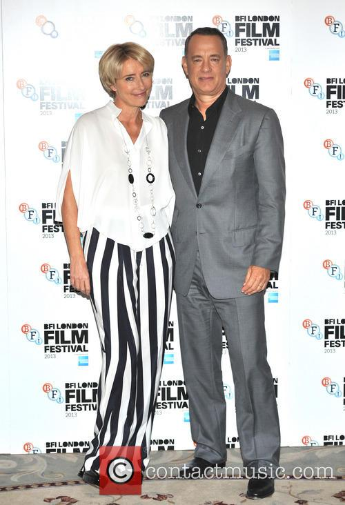 Emma Thompson and Tom Hanks 11