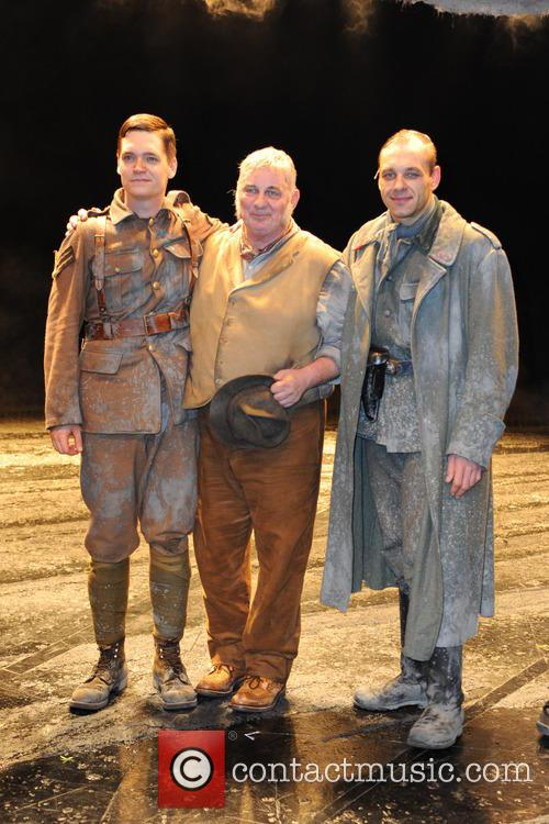 Philipp Lind, Heinz Hoenig and Andreas Koehler 4