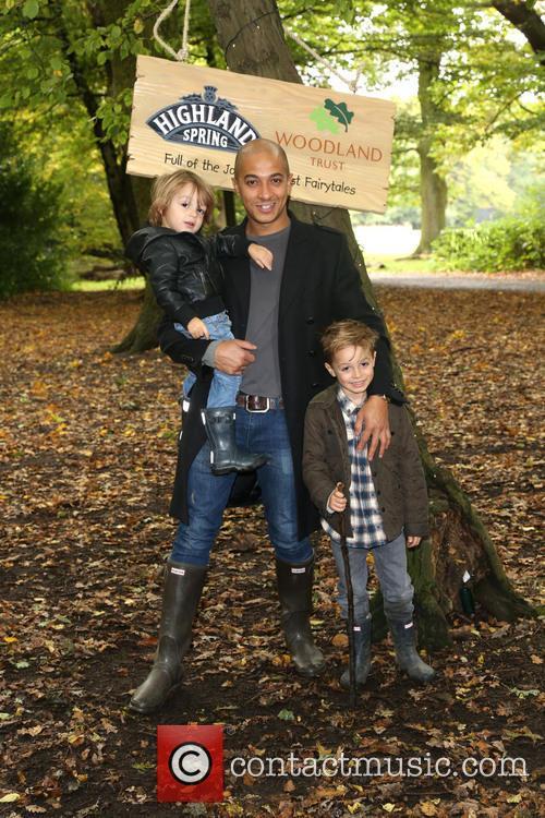 Jade Jones, Sons Tate and Beau 2