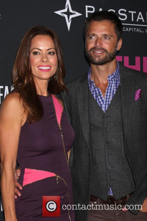 Brooke Burke Charvet and David Charvet 2