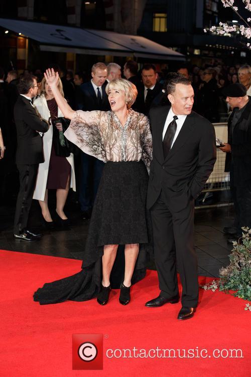 Emma Thompson and Tom Hanks 2
