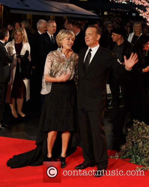 Emma Thompson and Tom Hanks 3