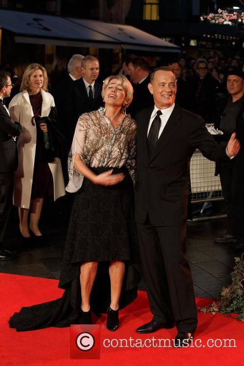 emma thompson tom hanks arrivals at the bfi 3914988