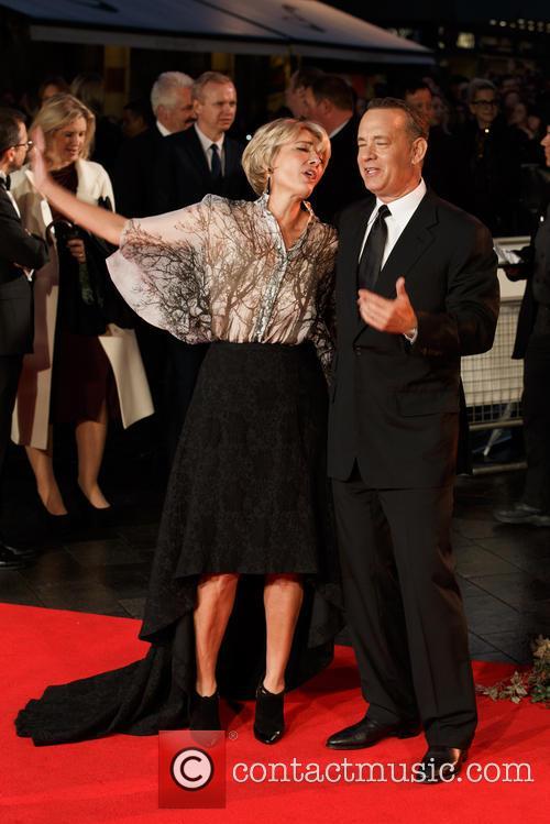 Emma Thompson and Tom Hanks 5
