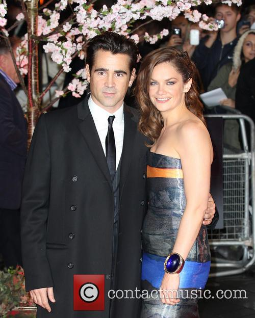 Colin Farrell and Ruth Wilson 17
