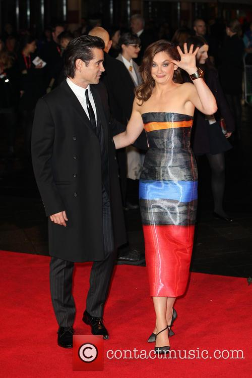 Colin Farrell and Ruth Wilson 1