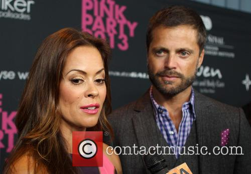 Brooke Burke Charvet and David Charvet 4