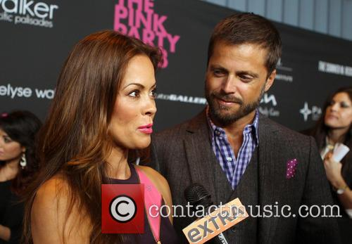 Brooke Burke Charvet and David Charvet 5