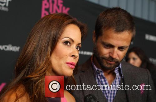 Brooke Burke Charvet and David Charvet 6