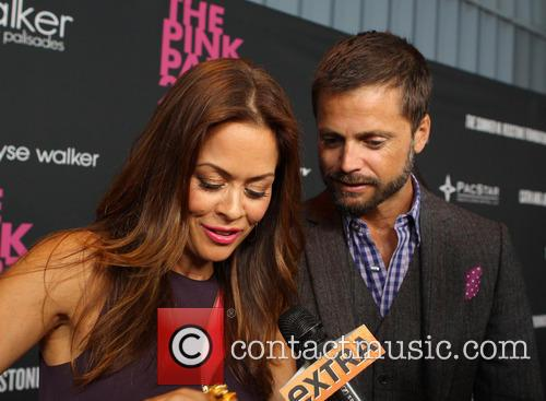 Brooke Burke Charvet and David Charvet 1