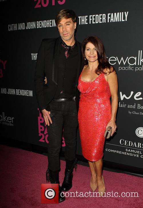 Chaz Dean and Joanne Ferra 2