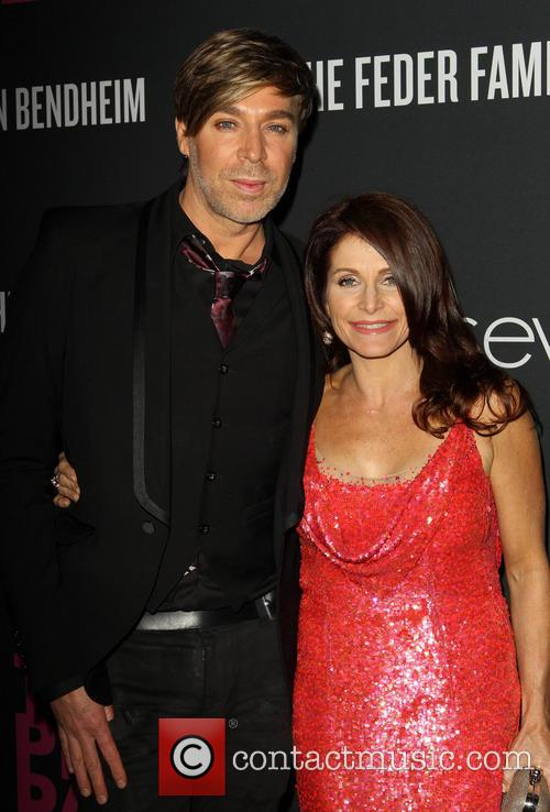Chaz Dean and Joanne Ferra 4