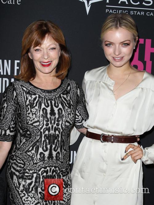 Frances Fisher and Francesca Eastwood 3