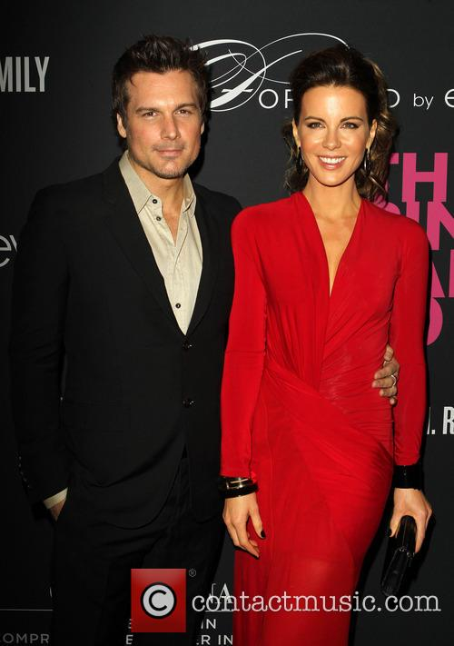Len Wiseman and Kate Beckinsale 4