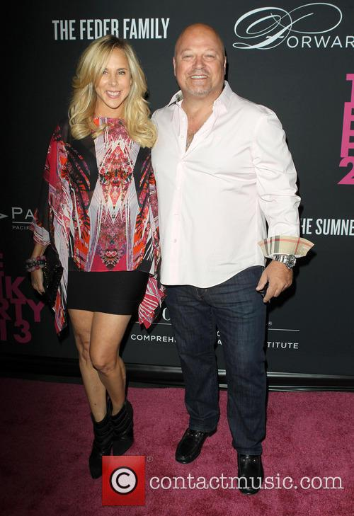 Michael Chiklis and Michelle Chiklis 3