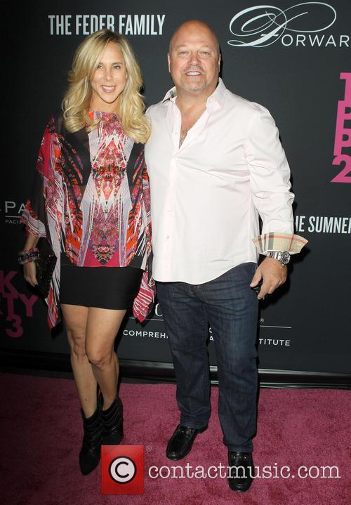 Michael Chiklis and Michelle Chiklis 4
