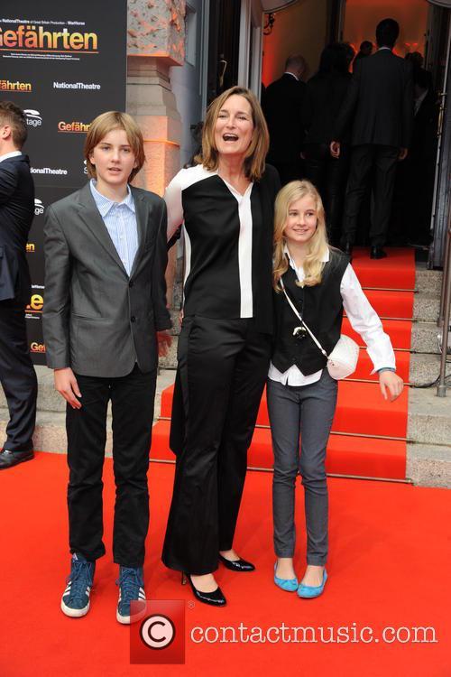 Jakob, Tita Von Hardenberg and Paulina 3