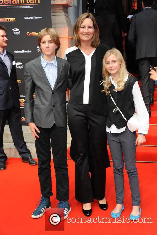 Jakob, Tita Von Hardenberg and Paulina 4