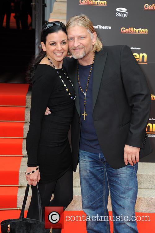 Leyla Kessler and Frank Kessler 5