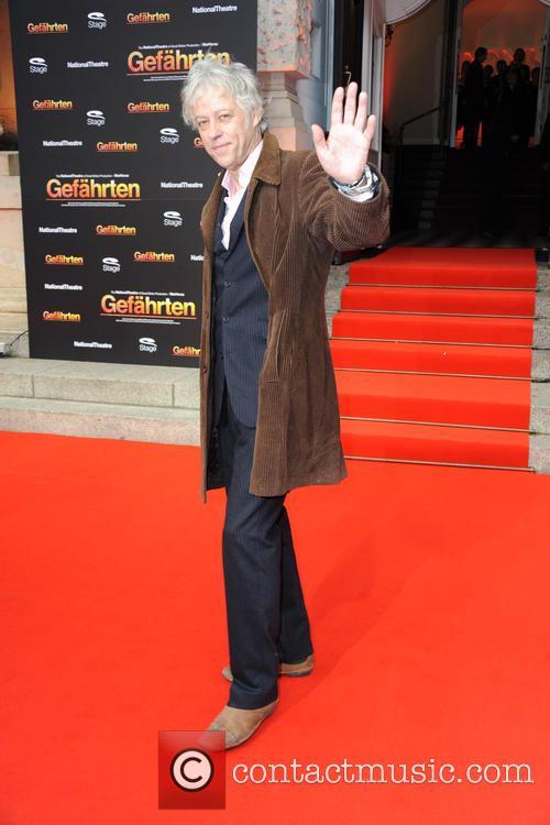 Sir Bob Geldorf 2