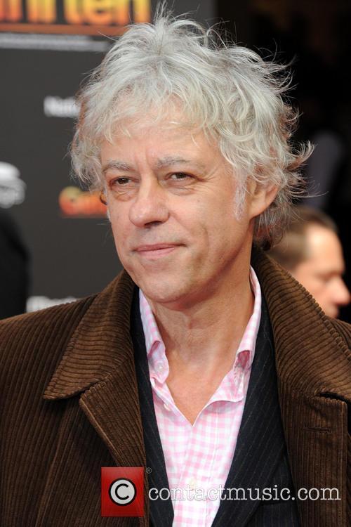 Sir Bob Geldorf 4
