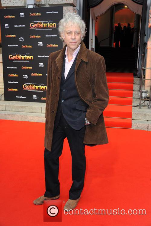Sir Bob Geldorf 1