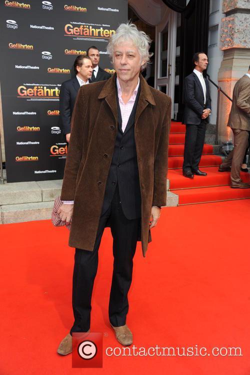 Sir Bob Geldorf 8