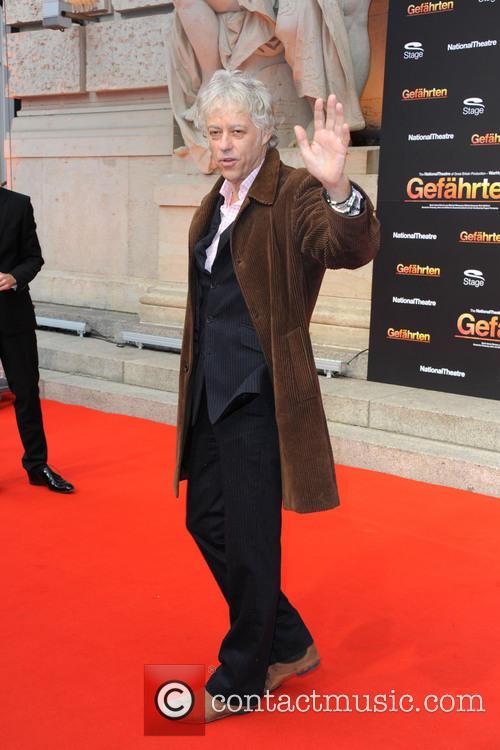 Sir Bob Geldorf 9