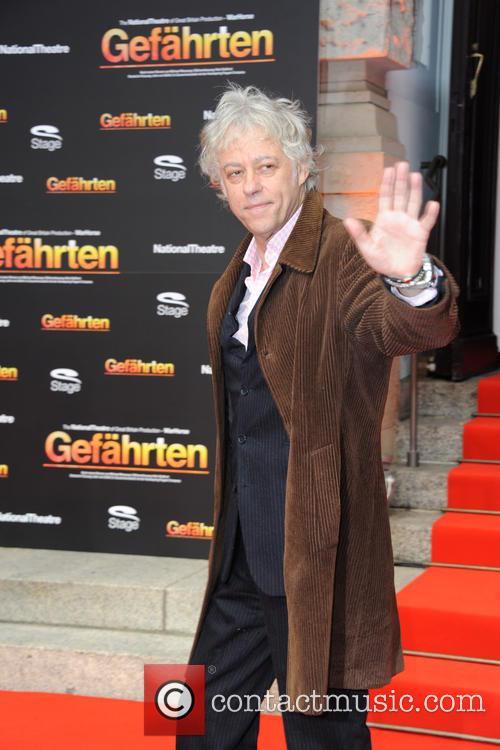 Sir Bob Geldorf 10