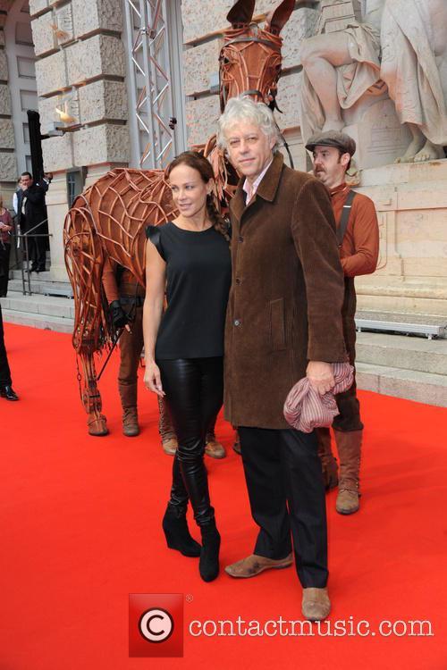 Sonja Kirchberger and Sir Bob Geldorf 8