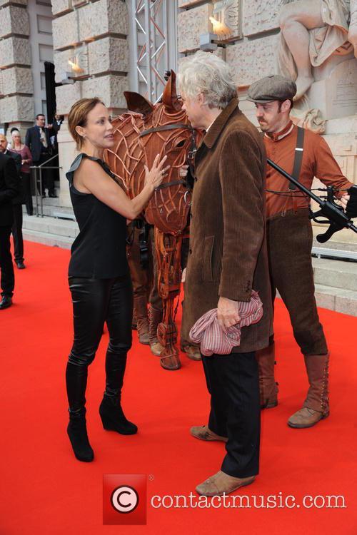 Sonja Kirchberger and Sir Bob Geldorf 9