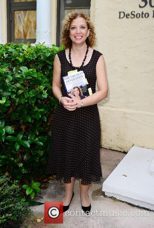 Debbie Wasserman Schultz 3
