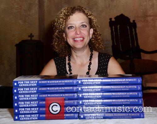 Debbie Wasserman Schultz 5