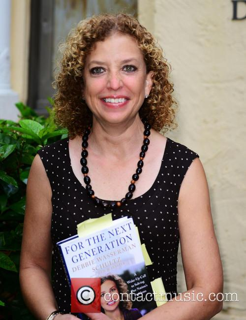 Debbie Wasserman Schultz 7